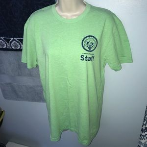 The Hole In The Wall Gang Camp Shirt Adult Medium